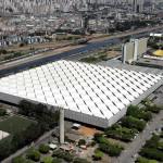 Centro de Convenções do Anhembi na cidade de São Paulo