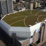 Green Roof - Target Center - Minneapolis, MN